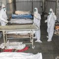 Corona Virus Deaths Cremation PTI (6)