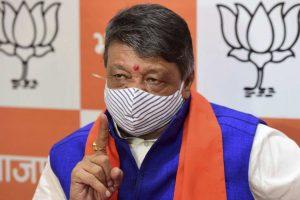 भाजपा महासचिव कैलाश विजयवर्गीय. (फोटो: पीटीआई)