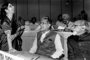 Prime Minister Chandrashekhar PTI