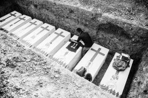 Churachandpur Burial Vivek Singh 7