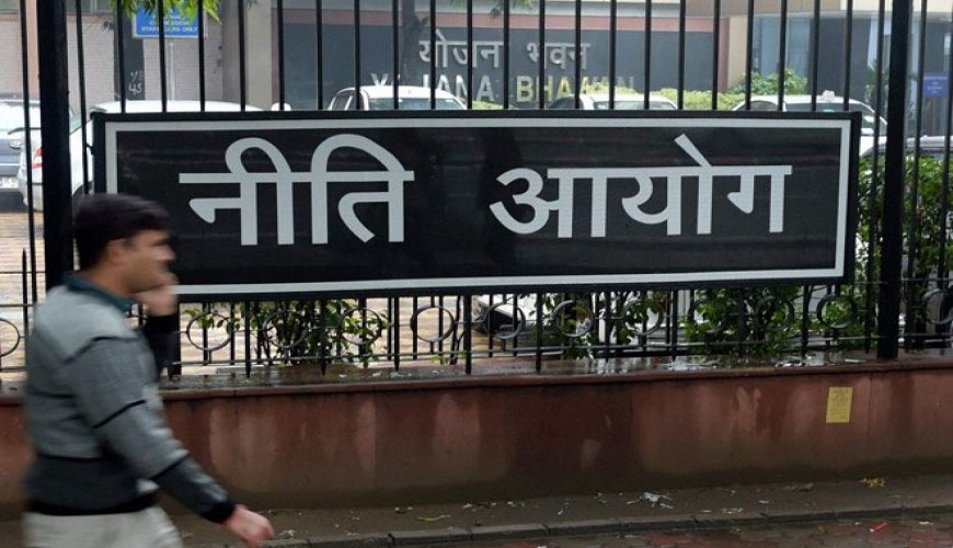 NIti Aayog Reuters