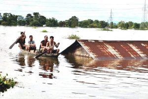 Assam Flood PTI
