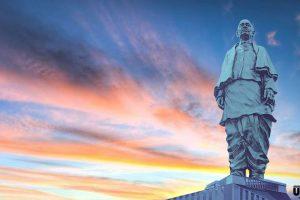 Statue of unity 1