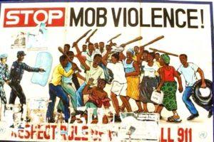 Mob Violence Blush Me