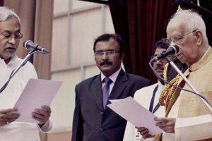 Nitish Kumar Oath Taking Ceremony 1 PTI