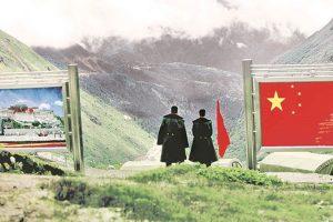 India China Sikkim Border Doklam PTI