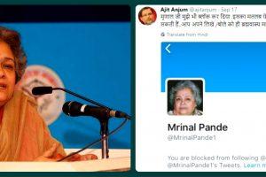 Ajit Anjum Mrinal Pande