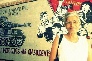 Gauri Lankesh Facebook