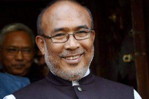 मुख्यमंत्री एन. बीरेन सिंह. (फोटो: पीटीआई)