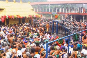 Sabrimala Temple Keral photo by facebook official page