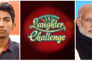 Shyam Rangeela Laughter Narendra Modi