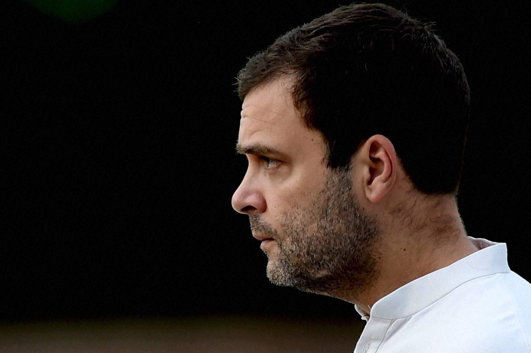 कांग्रेस उपाध्यक्ष राहुल गांधी. (फोटो: पीटीआई)
