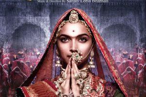 फिल्म पद्मावती का पोस्टर. (फोटो साभार: फेसबुक)