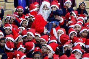 Christmas At School PTI