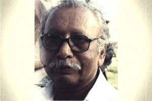 तमिल कवि और लेखक इंक़लाब. (फोटो साभार: tamilwin.com)