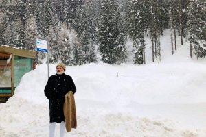 Narendra Modi Davos Instagram