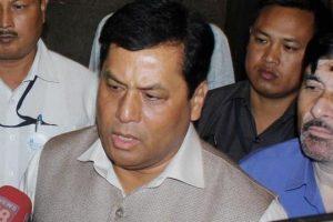 असम के मुख्यमंत्री सर्बानंद सोनोवाल. (फोटो: पीटीआई)
