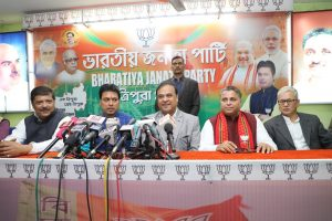 Tripura BJP Office Twitter BJP Tripura