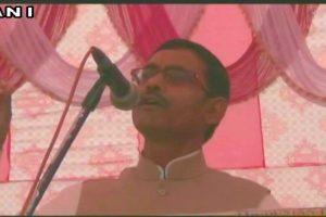 उत्तर प्रदेश के खतौली से भाजपा विधायक विक्रम सैनी (फोटो साभार: एएनआई)
