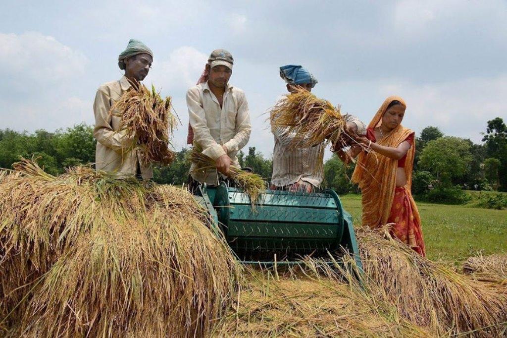 Farmers Agricuture India PTI