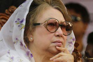 बांग्लादेश की पूर्व प्रधानमंत्री ख़ालिदा ज़िया. (फोटो: रॉयटर्स)