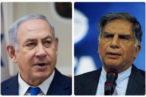 Netanyahu Ratan Tata Reuters