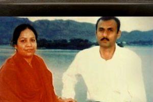 सोहराबुद्दीन शेख़ और पत्नी कौसर बी (फाइल फोटो)