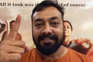 फिल्म निर्देशक अनुराग कश्यप. (फोटो साभार: फेसबुक)