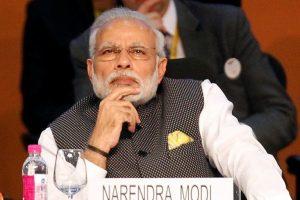 India's Prime Minister Narendra Modi attends the Vibrant Gujarat investor summit in Gandhinagar, India, January 10, 2017. REUTERS/Amit Dave