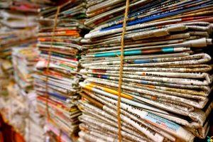 Newspapers pexels-photo