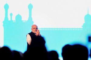 Modi Global Entrepreneurship Summit 2017 PTI