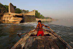 गंगा नदी (फोटो: रॉयटर्स)