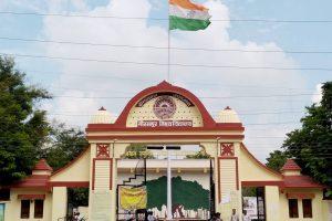 गोरखपुर विश्वविद्यालय. (फोटो: धीरज मिश्रा/द वायर)