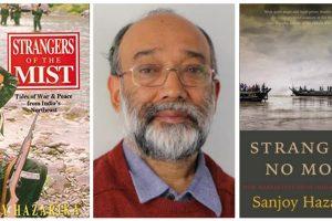 Sanjoy Hazarika collage