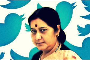 sushma-swaraj-Twitter