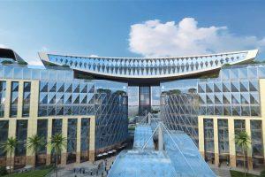 Delhi-World Trade Centre Photo NBCC