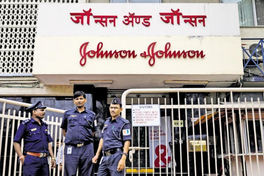 Johnson and Johnson Reuters