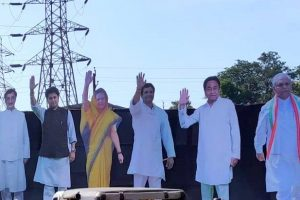 Rahul Gandhi Bhopal Visit Photo ANI-Featured