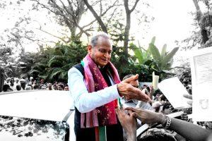 कांग्रेस नेता अशोक गहलोत (फोटो: ट्विटर/अशोक गहलोत)