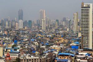 Mumbai: A top angle view of the Mumbai city, Wednesday, Oct 17, 2018. (PTI Photo/Mitesh Bhuvad) (PTI10_17_2018_000055B)