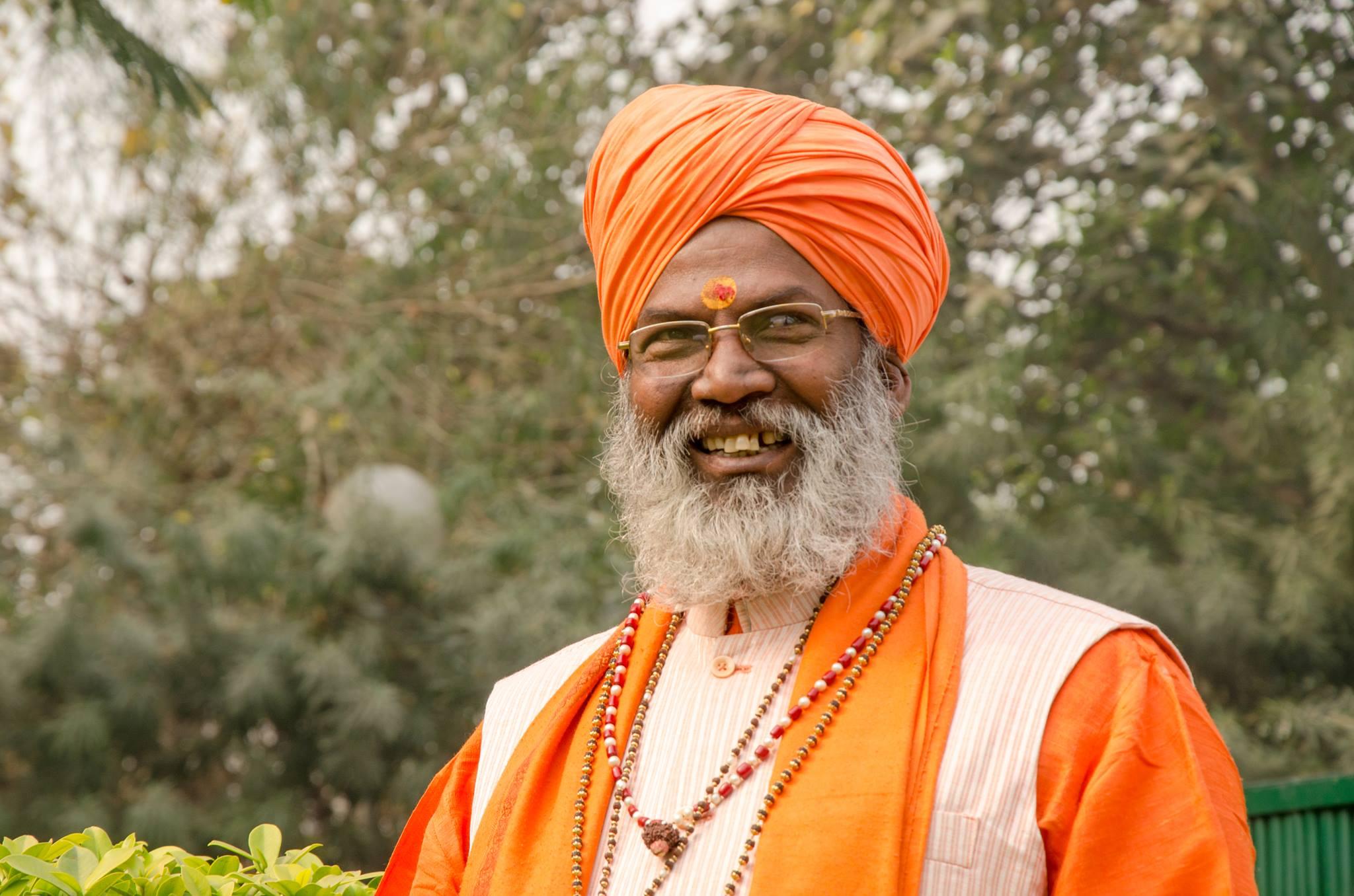 उत्तर प्रदेश के उन्नाव से भाजपा सांसद साक्षी महाराज (फोटो साभार: फेसबुक)