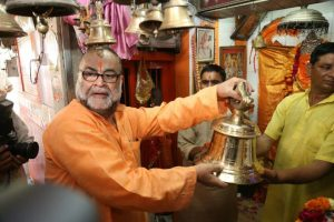 भाजपा एमएलसी बुक्कल नवाब. (फोटो साभार: एएनआई)