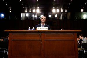 Mark Zukerberg Reuters