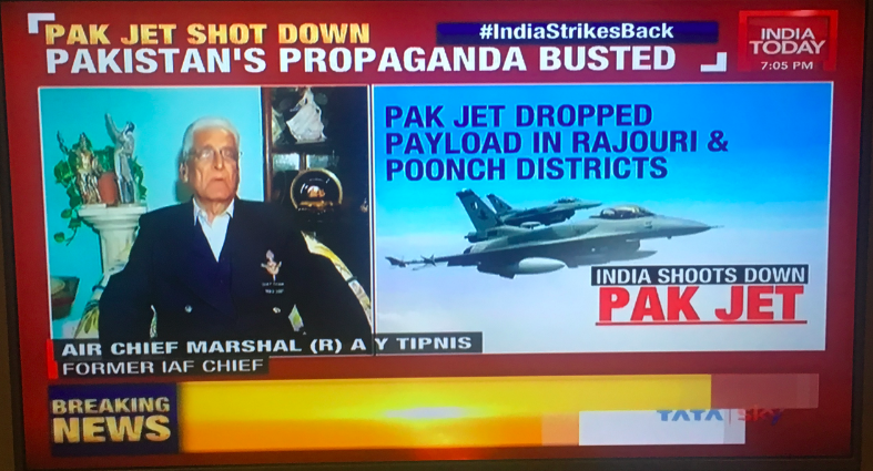 Air Strike India Today Tv