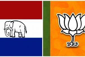 BJP AGP Wiki Twitter