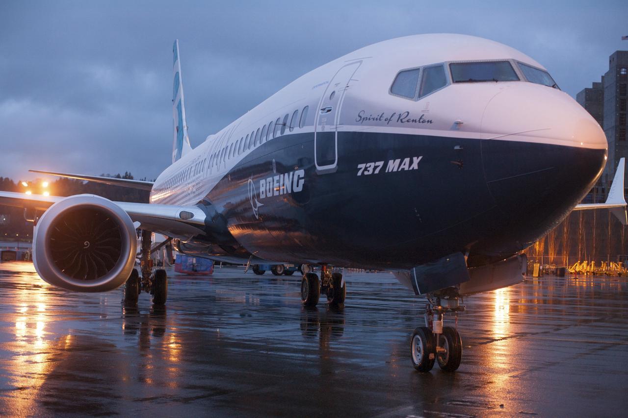 बोइंग 737 विमान. (फाइल फोटो: रॉयटर्स)