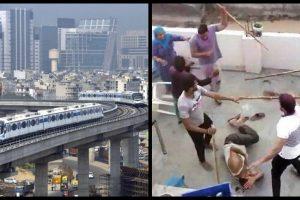Gurgaon Collage PTI Twitter