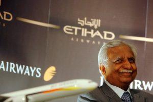 जेट एयरवेज़ के संस्थापक नरेश गोयल. (फोटो: रॉयटर्स)