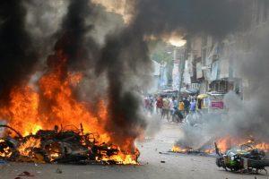 India Violence Reuters