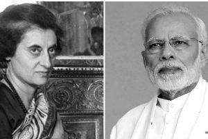 India Gandhi Narendra Modi PTI Reuters featured